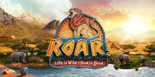 New Heights Kids Club 2019 - 'Roar'