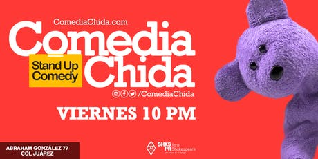 Comedia Chida boletos