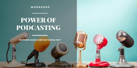 Power Of Podcasting - Balmain tickets