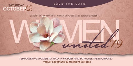 SISTERS OF THE KINGDOM: WOMEN EMPOWERMENT NETWORK  tickets