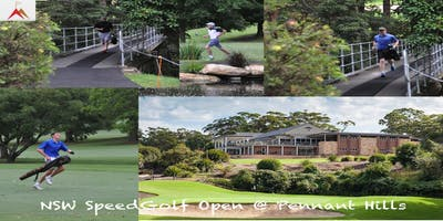 GoldKey Financial NSW SpeedGolf Open