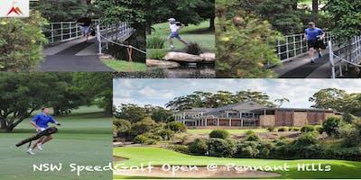 GoldKey Financial NSW SpeedGolf Open