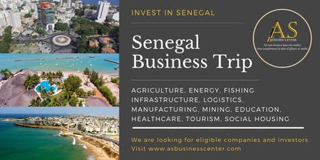 Business Delegation to Senegal tickets
