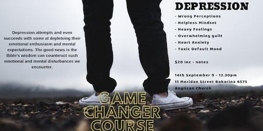 Game Changer - Depression Seminar