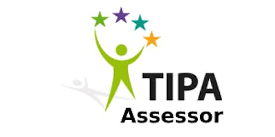 TIPA Assessor  3 Days Training in Brussels
