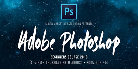 Adobe Photoshop Beginners Course tickets