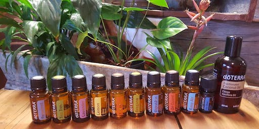 Essential Oils for Every Day @ Circa Cooroy