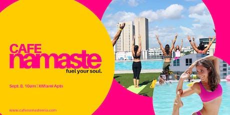 Cafe Namaste™  tickets