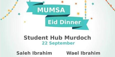 MUMSA Eid Dinner  tickets