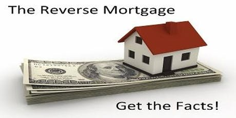 """FHA Reverse Mortgage for Seniors 62 and Older"" - 3 Hour CE Free - Peachtree Corners tickets"