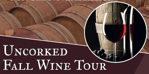 Uncorked Fall Wine Tour - Traverse City MI