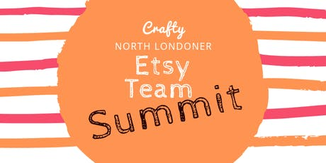 CraftyNoLo Etsy Team Summit  tickets