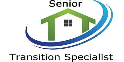 New CE! Senior Transition Specialist 3 Hours CE FREE Peachtree Corners