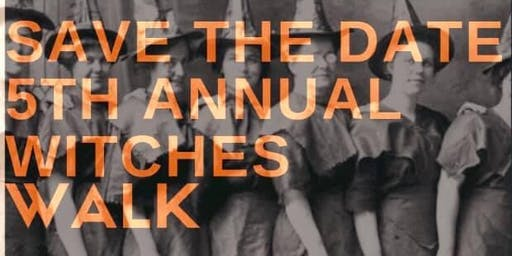 5th Annual Witches Walk