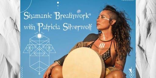 Shamanic Breathwork® with Patricia Silverwolf