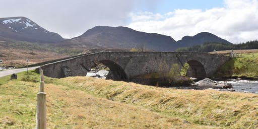 Garvamore Inn, Garva Bridge and General Wade