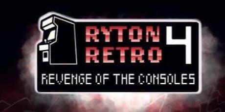Ryton Retro 4: REVENGE OF THE CONSOLES tickets