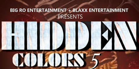 "HIDDEN COLORS 5 ""THIS IS IT"" tickets"