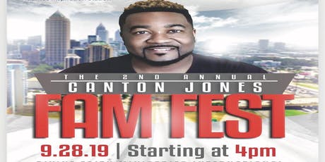 2019 CaJo Fam Fest (Canton Jones Day Family Reunion) tickets
