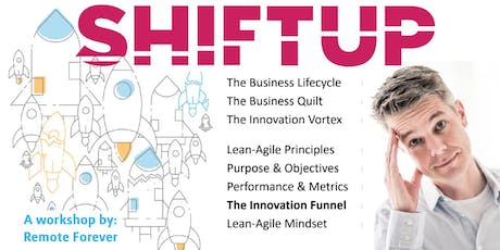 Shiftup: Business Agility & Innovation Leader tickets