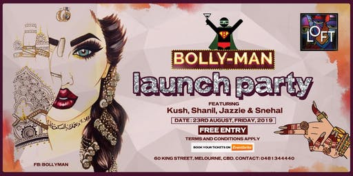 WHITE NIGHT BOLLY-MAN LAUNCH BOLLYWOOD PARTY