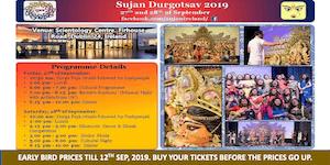 Durga Puja 2019, Dublin, Ireland