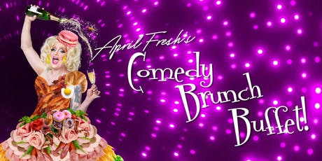 April Fresh's Comedy Brunch (September Edition) tickets