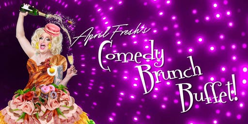 April Fresh's Comedy Brunch (September Edition)
