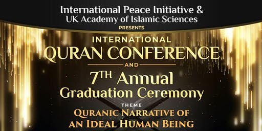 Qur'ān Conference & Annual Graduation Ceremony