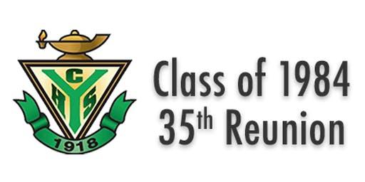 Class of '84 Reunion