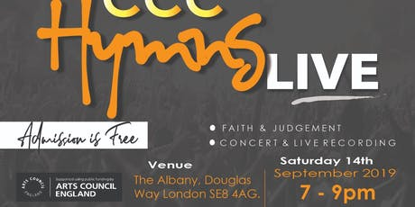 CCC Hymns Live  tickets