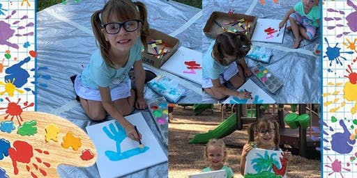 Art in the Park, for Kids! (Ages 4-14)