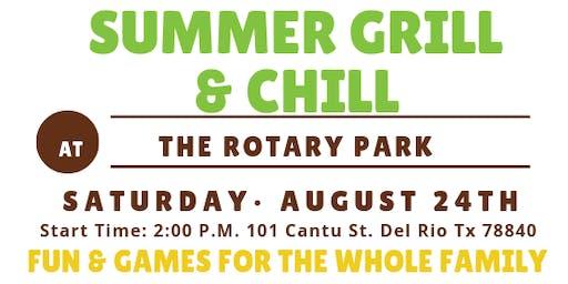 Summer Grill & Chill