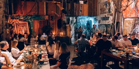 DUELO O RESTAURANTE POP-UP   ingressos
