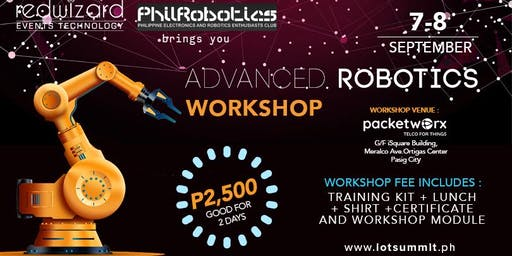 Advanced Robotics Workshop