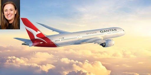 My journey at QANTAS, Pauline Fitzgerald, QANTAS Airport Manager, Perth