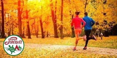 Fall Runner's Camp tickets