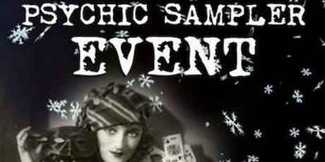 Student Showcase Psychic Sampler tickets