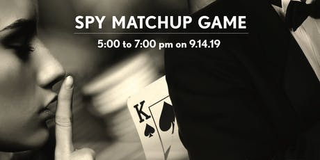 Spy Matchup Game tickets