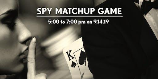 Spy Matchup Game