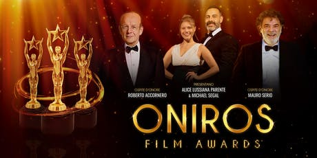 Oniros Film Awards® 2019 biglietti