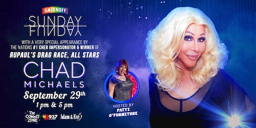Sunday Funday with CHAD MICHAELS from RuPaul's Drag Race