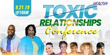 Conference on Healthy Relationships tickets