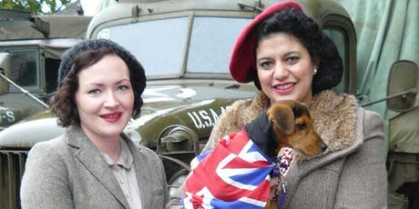 1940s Wartime Weekend tickets