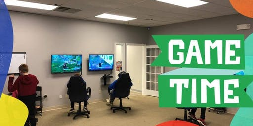 Gaming Room Kids Night Out!