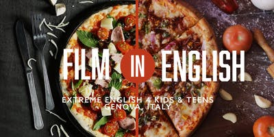 Film in English & Pizza Party