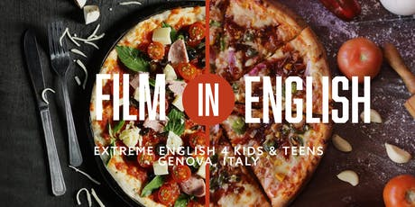 Film in English & Pizza Party biglietti