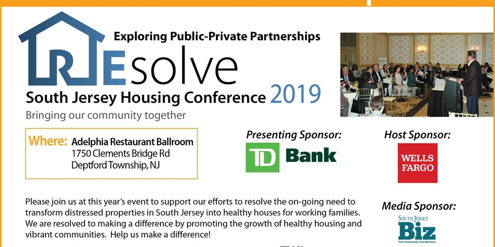 REsolve, SJ Housing Conference 2019 - Exploring Public-Private Partnerships