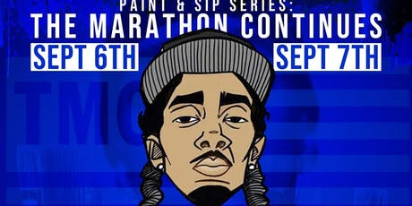 The Marathon Continues Sip & Paint (Class A) tickets