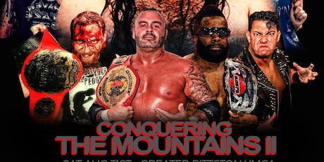 Conquering the Mountains II tickets